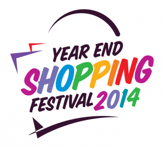 Year End Shopping Festival 2014!